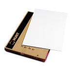 Hunt Foam Board, White Surface with White Core, 20 x 30, 10 Boards/Carton