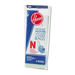 Hoover Disposable Bags for Portapower Commercial Vacuum Cleaner, 5/Pack