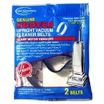 Hoover Replacement Belts for Commercial Lightweight Upright Vacuums, 2 per Pack