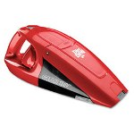 Hoover Dirt Devil Gator Series Hand Vacuum, 3.85 lbs, Red