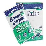 Nutek Green™ Upholstry Wipes, White, Carton of 12