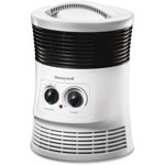 "Honeywell Surround Fan-Forced Heater, 9"" x 8"" x 12"", White"