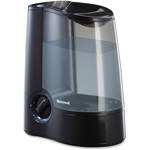 "Honeywell Humidifier, Warm Mist, 10.75"" x 6.5"" x 12.69"", Black"