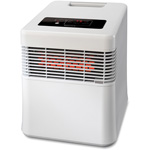 "Honeywell Infrared Heater, Digital , 15.24"" x 16.06"" x 12.72"", White"