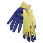 Honeywell Tuff-Coat II Gloves, Blue/White, Extra Large, Pair