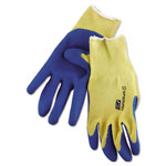 Honeywell Tuff-Coat II Gloves, Blue/White, X-Large, Dozen