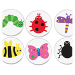 "Hygloss Bug Accents, 3"", 30/PK, Ast"