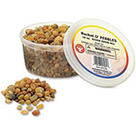 Hygloss Bucket-O-Pebbles, 1lb, River Gems/Natural