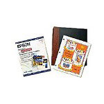 "Epson Photo Paper - Letter A Size (8.5"" x 11 In) - 105 G/m2 - 100 Sheet(s)"
