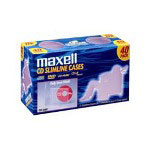 Maxell CD 365 - Storage CD Slim Jewel Case