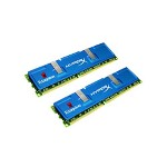 Kingston Kingston HyperX - 2 GB Memory (2 x 1 GB), DIMM 184-pin, DDR, 400 MHz / PC3200 - CL2.5 - 2.6 V