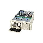 Supermicro SC743T-645 - Tower - 4U - Extended ATX - Power Supply 645 Watt - Black