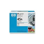 HP 45A Toner Cartrid1 x Black 18000 Pages