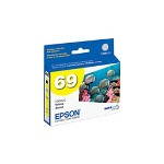 Epson 69 Print Cartrid1 x Yellow