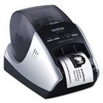 Brother P-Touch QL-570 - Label Printer - B/W - Direct Thermal - Roll (2.35 In) - 300 DPI x 600 DPI - Up To 68 Labels/min - USB