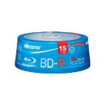 Imation Memorex BD-R X 15 - 25 GB - Storage Media