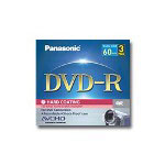 Panasonic LM RF60V3 - DVD-R X 3 - 2.8 GB - Storage Media