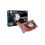 MSI MSI R4670-2D512 - Graphics Adapter - Radeon HD 4670 - 512 MB