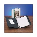 "Avery Showcase Reference View Binder, 1"" Capacity, Black"