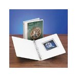 "Avery Economy Reference View Binder, 1"" Capacity, White"