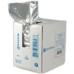 Inteplast Plastic Food Bags, .80 Mil, Case of 500