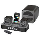 iHome iP51 Micro Speaker System for iPod and iPhone