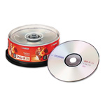 Imation 16X DVD R, 4.7GB, 25pk