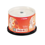 Imation 16X DVD R, 4.7GB, 50pk