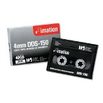 Imation Data Tape, 4MM, DDS 4, 150M, 20GB