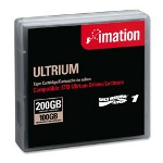 Imation LTO I Tape Cartridge, Up to 200GB