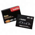 Imation 4MM Data Drive Cleaning Cartridge