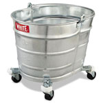 Impact 260 Metal Mop Bucket, 26 Quart