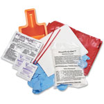 Impact Clean Up Pathogen Kit, White/Red