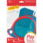 "Improv Electronics Boogie Board Play n' Trace Accessory Pack, Learning Pk, 9""Wx12""Lx12""H"