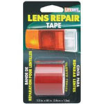Incom Red Lens Repair Tape, Non-Reflective