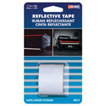 "Incom Reflective Safety Tape, Silver, 1-1/2"" x 40"" Roll, Highly Reflective, Engineer Grade"