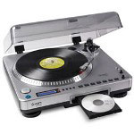 Ion USB Turntable w/ Direct-to-CD
