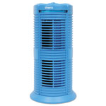 Therapure TPP220M HEPA-Type Air Purifier, 70 sq ft Room Capacity, Three Speeds, Blue