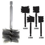 Innovative 25-40 MM Stainless Steel Brush Kit