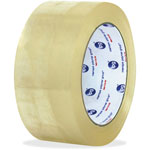 "Intertape Utility Hot Melt Tape MG, 1.6mil, 2"" x 1000 Yds, 6RL/CT, CL"