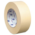 "Intertape Lacquer-Resistant Masking Tape, 1.88"" x 60yd, Beige, 24/Carton"