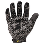 Ironclad Box Handler Gloves, 1 Pair, Black, X-Large