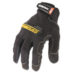 Ironclad General Utility Spandex Gloves, 1 Pair, Black, Medium