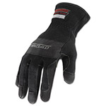 Ironclad Heatworx Heavy Duty Gloves, Black/Grey, X-Large