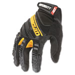 Ironclad SuperDuty Gloves, Large, Black, 1 Pair