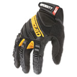 Ironclad SuperDuty Gloves. X-Large, Black, 1 Pair