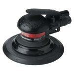 "Ingersoll Rand 6"" Vacuum Ready Random Orbital Sander with Hook and Loop Style Pad"