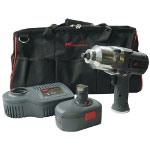 "Ingersoll Rand 1/2"" Drive Impactool 19.2 Volt Lithium-Ion Starter Pack"