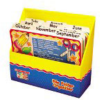 Scholastic Monthly File Folder Organizers