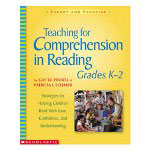 Scholastic Teaching For Comprehension In Reading, Grades K 2
